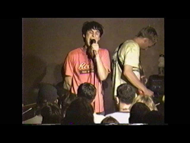 Cap'n Jazz (live concert) - July 10th, 1995, Daily Grind, Kansas City, MO