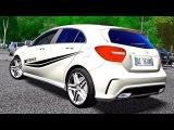 City Car Driving 1.5.4 Mercedes-Benz A 45 AMG - G27 HD 1080p60fps