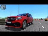 City Car Driving 1.5.2 Mercedes-Benz GLS63 AMG V8 BITURBO TrackIR 4 Pro 1080P