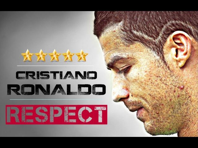 Cristiano Ronaldo ► A Great Human ◄ HD RESPECT