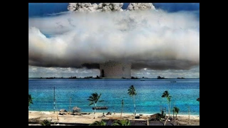 Россия Испытала Ядерную Вакуумную Бомбу 2016 Секретное Испытание Атомной Бомбы Для Войны