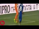 Diego Costa Horrible Tackle!! On Adrian - Chelsea 2-1 West Ham United - Premier League Match HD