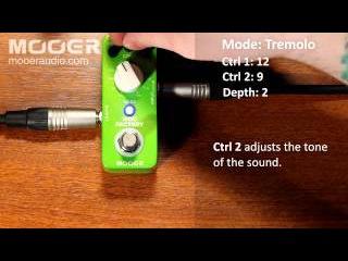 Mooer Mod Factory pedal DEMO