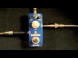 Mooer Audio Mooergan Organ Pedal like Hammond B3 - Guitar Effects Pedal - Neal Walter Guitar