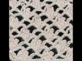 Crochet : Punto Calado # 16