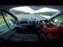 2017 Ford Transit Mk8 Test Drive POV