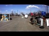 Украина. М04 (E50, E40). Енакиево - Углегорск - Дебальцево - Алчевск