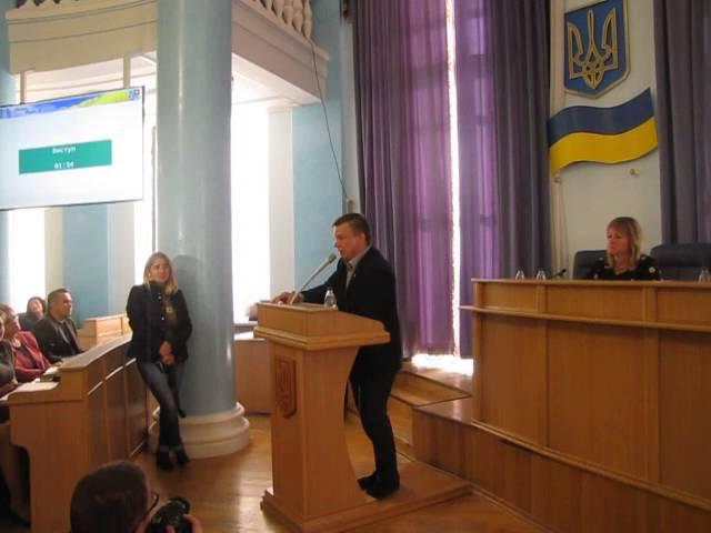 Свободівець Валерій Скрипченко щодо львівського сміття у Погребищі