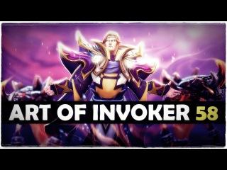 Dota 2 - The Art of Invoker - Episode 58