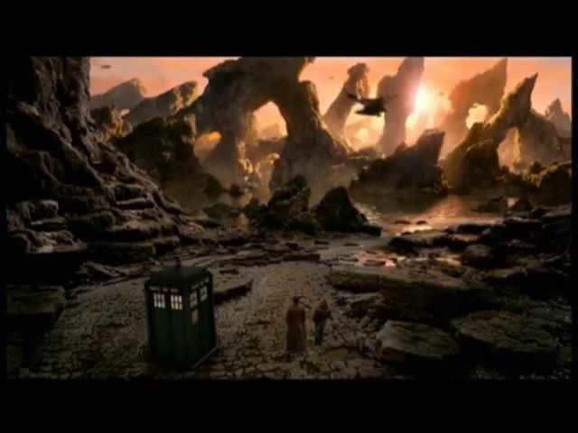Doctor Who | Rose and 10th | Doomsday