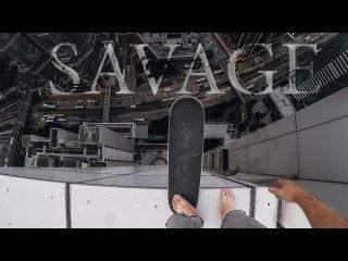 SAVAGE in Hong Kong