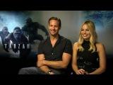 The Legend of Tarzan interview: hmv.com talks to Alex Skarsgård , Margot Robbie & Djimon Honsou
