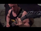 Kevin Frasard Original Grindcore Song 2016 On 7-String BC Rich Jr. V