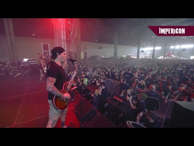 Obey The Brave - Garde La Tete Froide (Official HD Live Video)