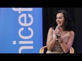 Katy Perry's Unconditional Support for Children - Goodwill Ambassador  UNICEF