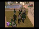 Grove Street' vs Ballas'.
