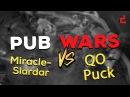 Dota 2 Pub Wars (Miracle Slardar vs QO Puck 8700 MMR Gameplay)