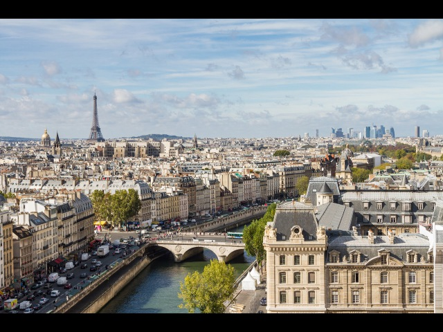 PARIS | FRANCE - A TRAVEL TOUR - HD 1080P