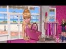 Барби СЕРИАЛ - Жизнь в доме мечты. БАРБИ 60 серия Фантастическая гонка Barbie