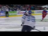 Яркий момент из матча Россия- Финляндия...жаль не в финале..