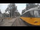 Поездка на трамвае №11 от ЖД Вокзала до ул. Титова - Днепр, 06.10.2016