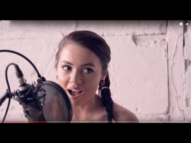 Burito - По волнам Кавер версия Маши Кольцовой Masha Koltsova cover