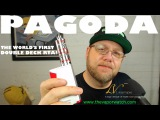 Pagoda 25mm Double Deck RTA