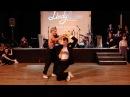 Lindylicious 2017 - Saturday Teachers cabaret - Henric Joanna