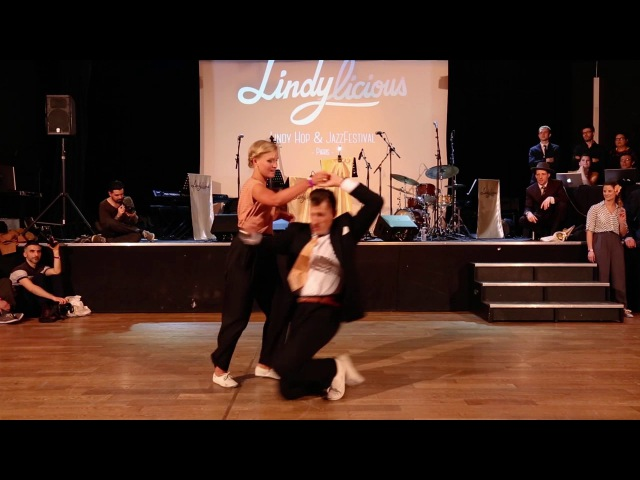 Lindylicious 2017 - Saturday Teachers cabaret - Henric Joanna