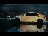Lexus и 42 тысячи светодиодов
