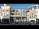 Дом из стеклянных кирипичей в Амстердаме