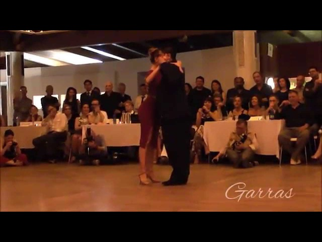Carlos Espinoza e Noelia Hurtado al Makìtango Senigallia 3/4