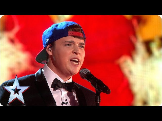 The many voices of Craig Ball take on Adele's Hello | Semi-Final 5 | Britain's Got Talent 2016