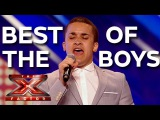 Best Of The Boys The X Factor UK