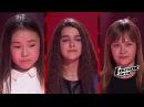 Снежана Шин, Ай-Кыс Кыргыс, Валерия Соломыкина - Hands to Myself Selena Gomes cover live@Голос.Дети-4