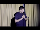 Stand up МГМСУ vol.3 №1 Лука Хиникадзе