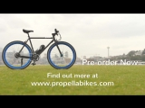 Propella. Lightweight and Elegant eBikes.