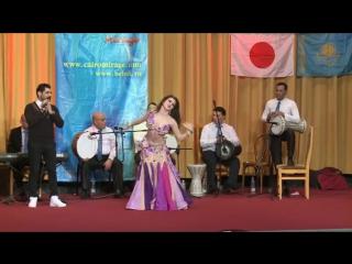 Cairo Mirage 2016. Kseniya Solonetskaya. Oriental. Ya Dalli Ya Rouhi 5420