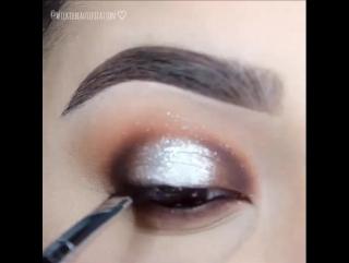 Быстрый урок макияжа