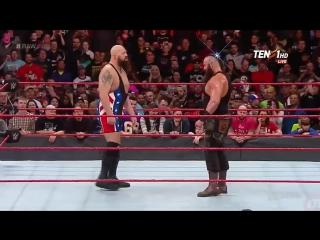 [WWE QTV]Segment]☆[RAW 23.01.2017]Big Show Returns To Raw]☆[Биг Шоу Возвращается На RAW]