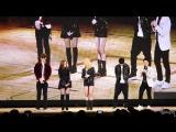 170108 K.A.R.D -  Right Now + I'm Not Stupid + Rude Boy +Talk + Oh NaNa @ Lotte World Concert fancam
