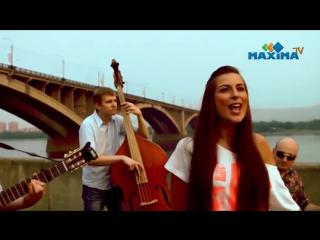 Zaz - Je veux (по русски) Классная девочка поёт в живую