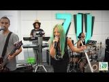Delia - Da, mama (Live la Radio ZU)