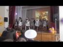 Флэшмоб на день учителя Школа Энгельса