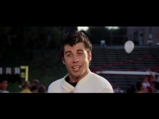 [Бриолин \ Grease](1978) John Travolta & Olivia Newton John — You're the One That I Want