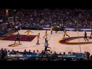Cleveland Cavaliers-Indiana Pacers on Quicken Loans Arena 15.02.2017