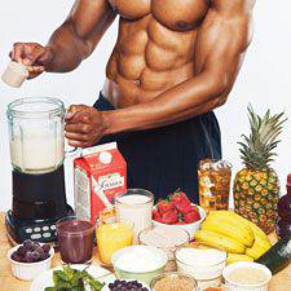 Спортивное питание своими руками в домашних условиях