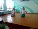 Семинар молодых педагогов в Пайгусовской школе. Ритмика для детей дошкольного возраста.