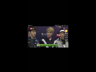 {FANCAM }160409 top chinese music NCT U Red carpet