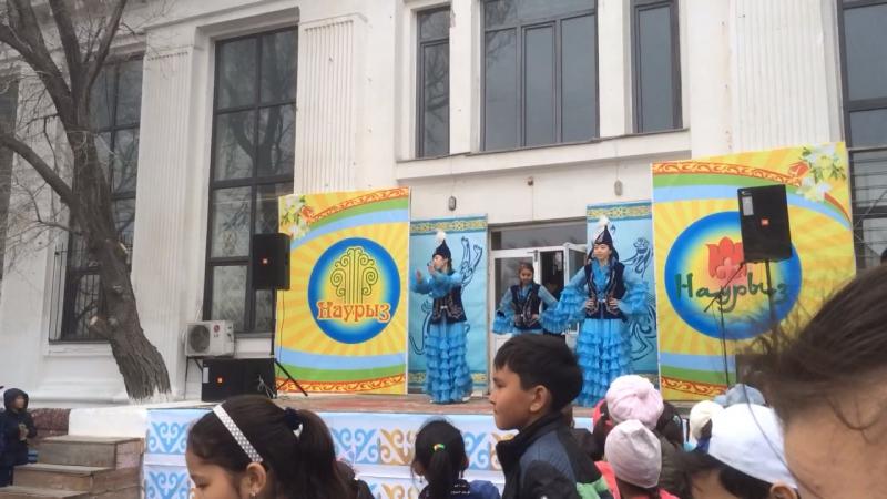 Адай куй (казахский танец)✨☺️